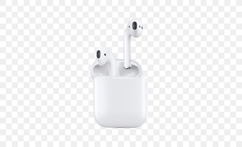 AirPods Apple Earbuds IPhone Headphones, PNG, 500x500px, Airpods, Apple, Apple Earbuds, Apple Watch, Audio Download Free