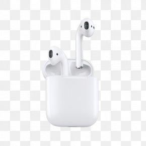 Apple - AirPods Apple Earbuds IPhone Headphones PNG