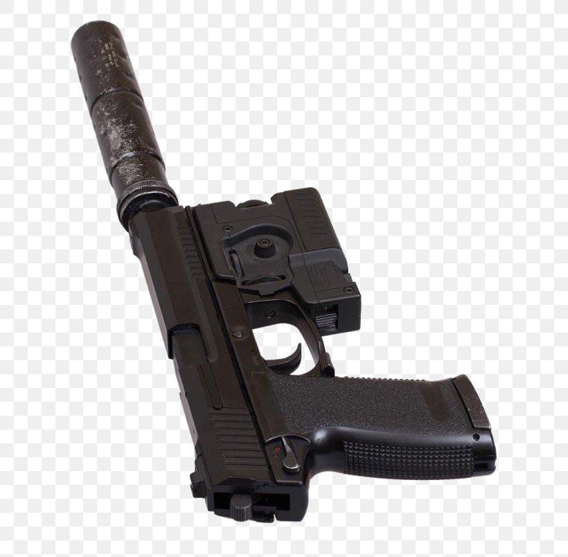 Trigger Weapon Firearm Suppressor Pistol, PNG, 667x804px, Trigger, Air Gun, Bullet, Firearm, Gun Download Free