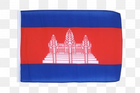 Flag - Flag Of Cambodia Angkor Wat Flags Of The World National Flag PNG