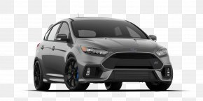 Ford - Ford Motor Company 2017 Ford Focus RS Hatchback Car PNG