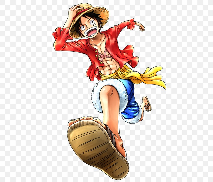 Monkey D. Luffy One Piece: Unlimited World Red Roronoa Zoro Usopp Nami, PNG, 673x700px, Monkey D Luffy, Art, Brook, Fictional Character, Figurine Download Free