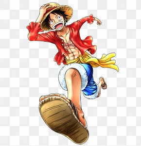 One Piece - Monkey D. Luffy One Piece: Unlimited World Red Roronoa Zoro Usopp Nami PNG