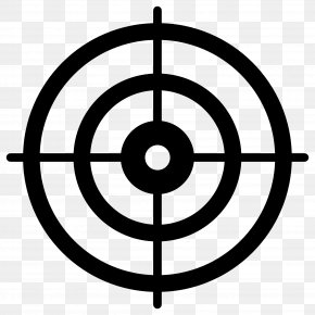 Crosshair - Target Corporation Shooting Target Clip Art PNG