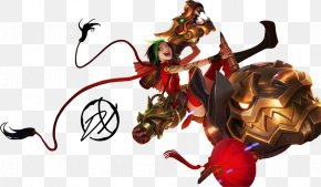 League Of Legends - League Of Legends World Championship Edward Gaming Jinx SK Telecom T1 PNG