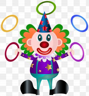 Clown Clip Art Picture - Clown Pierrot Icon PNG