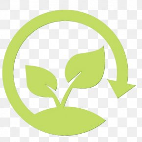 Symbol Plant - Green Leaf Clip Art Logo Circle PNG