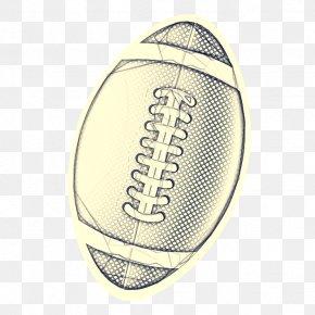 Metal Logo - Rugby Ball Ball Football Logo Metal PNG