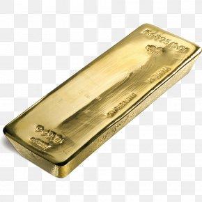 Gold Bar - Gold Bar Bullion Coin Gold As An Investment PNG