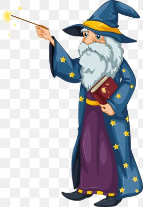 Cute Witches - Magician Wand Royalty-free Illustration PNG