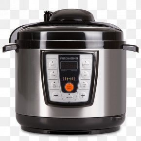Pressure Cooker - Multicooker Slow Cookers Pressure Cooking Home Appliance Rice Cookers PNG