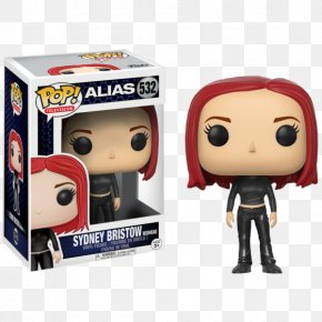 United States - Sydney Bristow Funko United States Television Show PNG