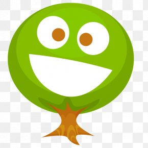 Lovely - Tree Icon Design PNG