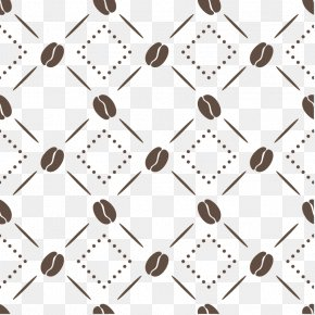 Coffee Beans Background Pattern - Coffee Bean Tea Cafe Coffee Cup PNG