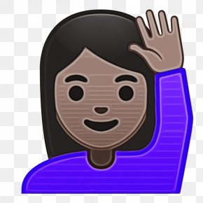 Thumb Smile - Finger Emoji PNG