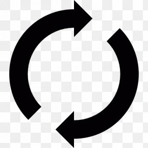 Arrow Rotation Clip Art PNG