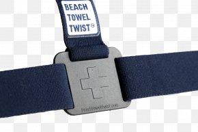 Beach Towel - Watch Strap Brand Towel Deckchair PNG