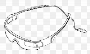 Glasses - Google Glass Internationale Funkausstellung Berlin Samsung Galaxy Gear Smartglasses PNG