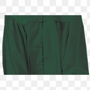 Graduation Gown - Shorts Teal Skirt Turquoise Waist PNG