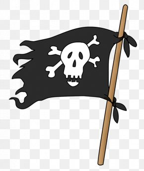 Pirate - Jolly Roger Piracy Clip Art PNG