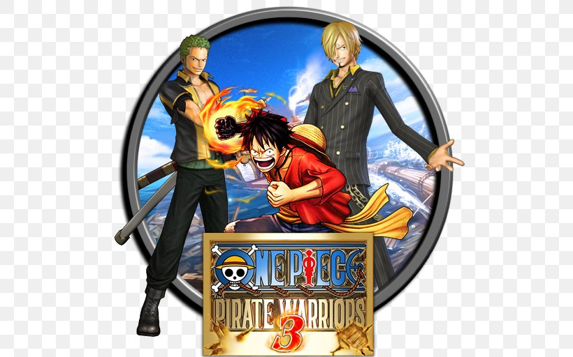 One Piece: Pirate Warriors 3 Monkey D. Luffy Video Game, PNG, 512x512px, One Piece Pirate Warriors, Film, Game, Monkey D Luffy, One Piece Download Free