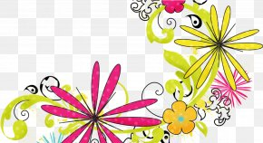 Spring Abstract Clip Art - Clip Art Desktop Wallpaper Image Transparency PNG