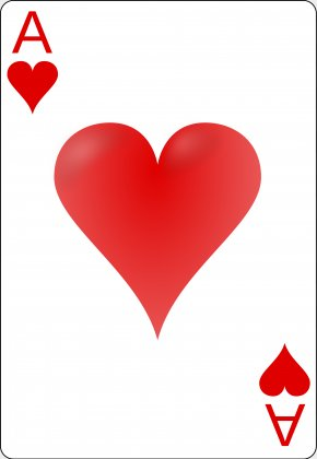 Cards - Playing Card Card Game Suit Ace Of Spades PNG