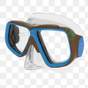 Recreational Machines - Diving & Snorkeling Masks Goggles Aqua-Lung Scuba Diving Aqua Lung/La Spirotechnique PNG