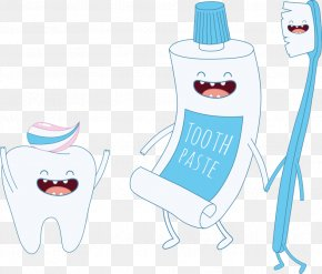 Vector Toothbrush - Toothbrush Toothpaste PNG