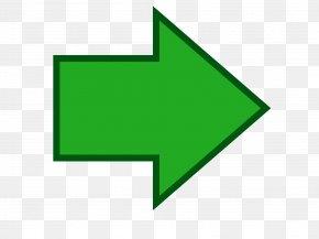 Acorn Squash - Green Arrow Clip Art PNG