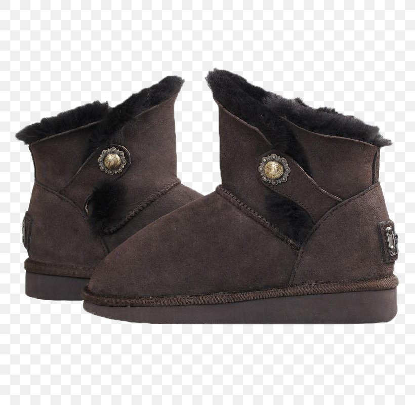 Snow Boot Suede Shoe, PNG, 800x800px, Snow Boot, Black, Boot, Brown, Footwear Download Free