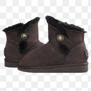 Snow Boots - Snow Boot Suede Shoe PNG
