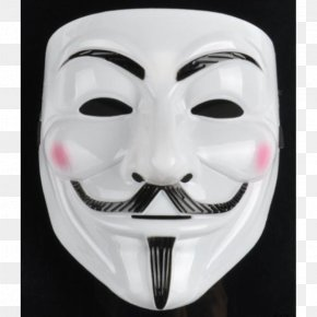 V For Vendetta - V For Vendetta Guy Fawkes Mask Guy Fawkes Mask Anonymous PNG