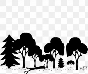 Forest - Woodland Temperate Broadleaf And Mixed Forest Tree Clip Art PNG