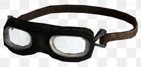 GOGGLES - Fallout: New Vegas Fallout 3 Goggles Glasses Eyewear PNG