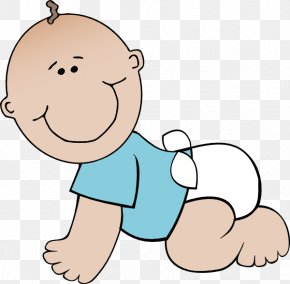 Baby Clip Art - Infant Boy Child Clip Art PNG