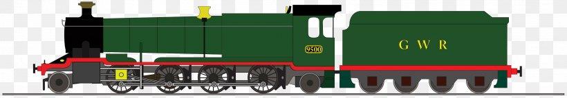 Train Railroad Car Steam Locomotive Rail Transport, PNG, 2929x514px, Train, Art, Brand, Current Transformer, Cylinder Download Free