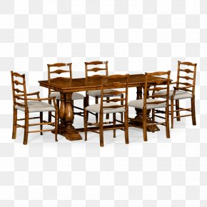 Dining Table Top - Table Matbord Dining Room Rectangle Chair PNG