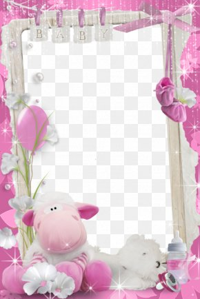 Baby Art Photo Frames - Picture Frame Infant PNG