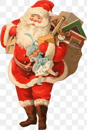 Santa Claus - Santa Claus Mrs. Claus Candy Cane Christmas Eve PNG