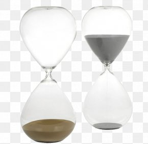 Transparent Glass Hourglass Timer Home Decoration - Hourglass Sand Transparency And Translucency PNG
