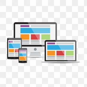 Devices, Responsive Web Design - Responsive Web Design Web Development PNG