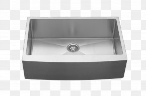 Sink - Kitchen Sink Stainless Steel Cabinetry PNG