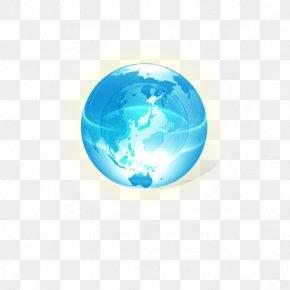 Blue Planet - Light Planet Download PNG