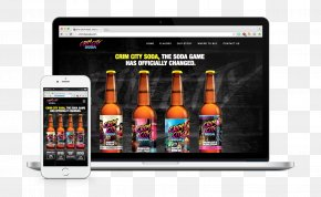World Wide Web - Responsive Web Design Fizzy Drinks Display Advertising Brand PNG