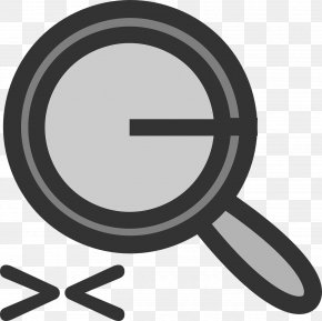 Magnifying Glass - Clip Art Magnifying Glass Icon Design Image PNG