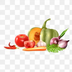 Vegetables 5 - Vegetable Web Banner Advertising PNG