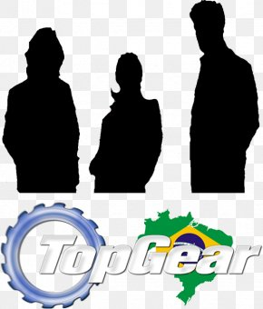 Silhouette - Brazil National Football Team Logo Human Behavior Font PNG