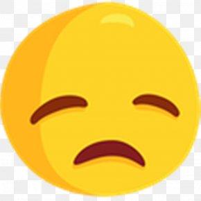 Sad Emoji - Emoji Emoticon Smiley Facebook PNG