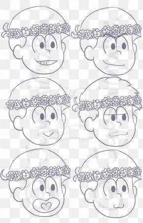 Nose - Nose Human Behavior Line Art Animal Happiness PNG